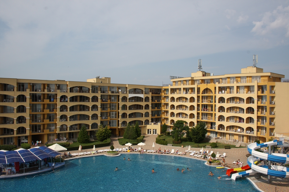 Лагерь Midia Grand Resort 3*